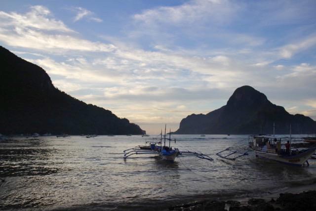 El Nido bay, Palawan