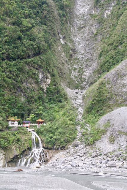Taroko Gorge, Taiwan: Eternal Spring Shrine