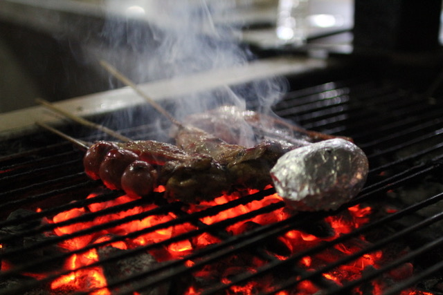 Grills at Naty & Henry's