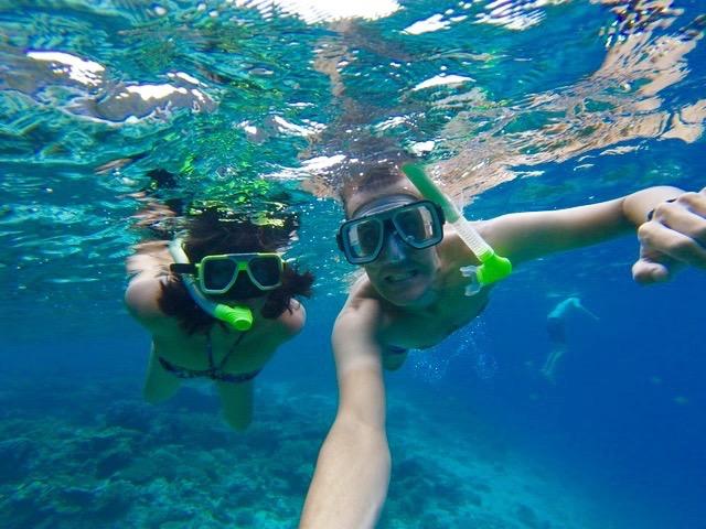 Snorkelling, El Nido, Palawan