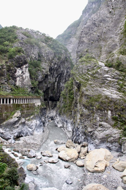Taroko Gorge, Taiwan: Swallow Grotto