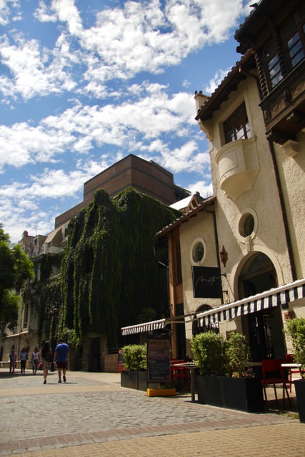 Things to do in Santiago: Barrio Lastarria