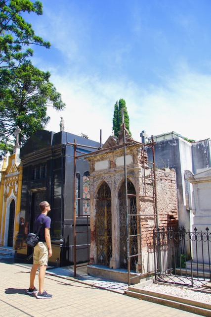 Things to do in Buenos Aires: La Recoleta Cemetery, Buenos Aires, Argentina