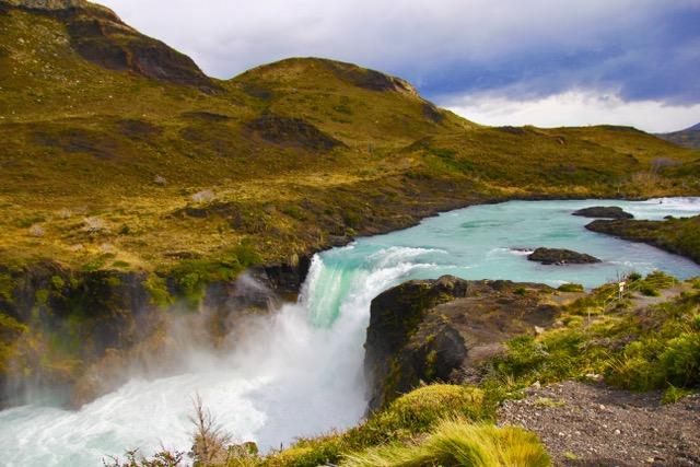 Parque Nacional Torres del Paine: Salto Grande