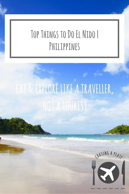 Top Things To Do in El Nido, Philippines