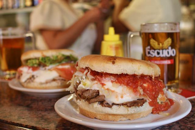 Where to eat Santiago: Fuente Alemana