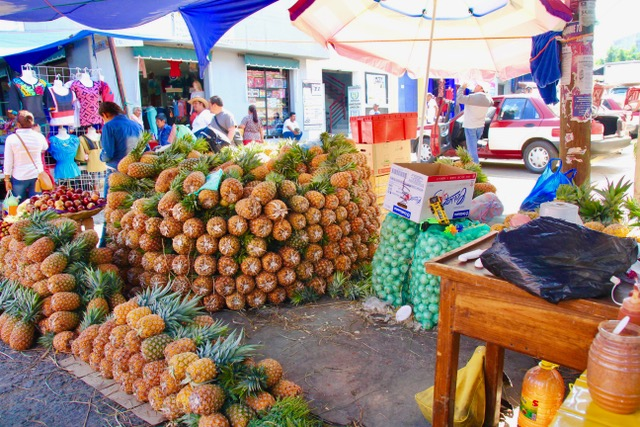Things to do in Oaxaca: Tlacolula Market