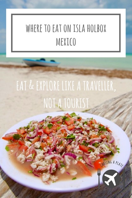 Where to eat on Isla Holbox, Mexico