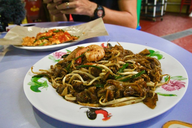 Old Airport Road Food Centre: char koay teow from Dong Ji Kway Teow