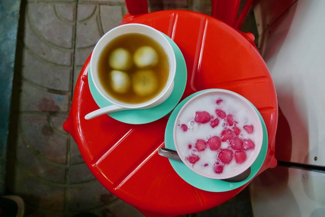 What to eat in Chinatown, Bangkok: Chinese/Thai desserts