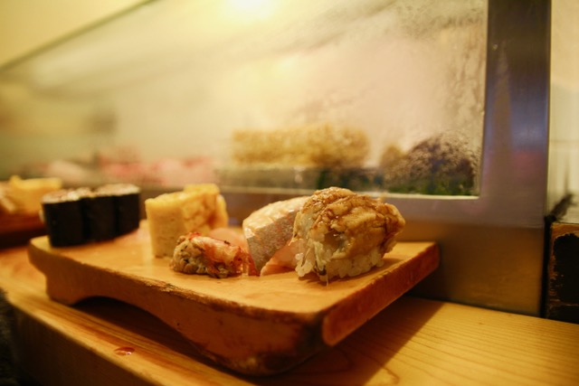 Where to eat in Tokyo: Incredible sushi at Daiwa Sushi