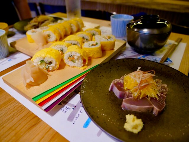Cooking traditional Japanese cuisine with Cookly