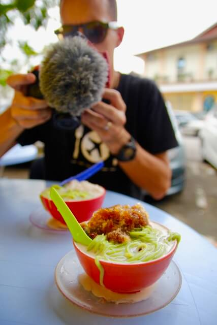 KL must eats cendol durian