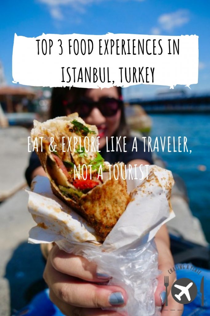 Top 3 Food Experiences in Istanbul, Turkey
