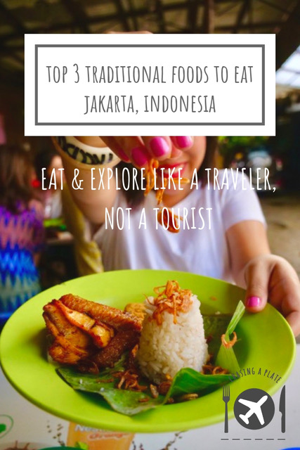 Gado Gado: Top 3 traditional foods to eat in Jakarta, Indonesia