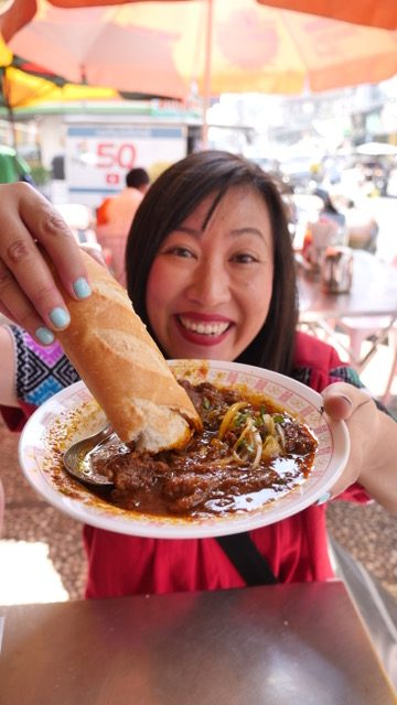 Top 3 things to eat in Phnom Penh, Cambodia: Cambodian beef curry