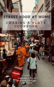 Chasing a Plate Street Food at Home (1)
